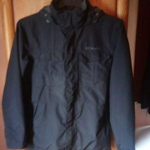 Columbia womans coat size lg